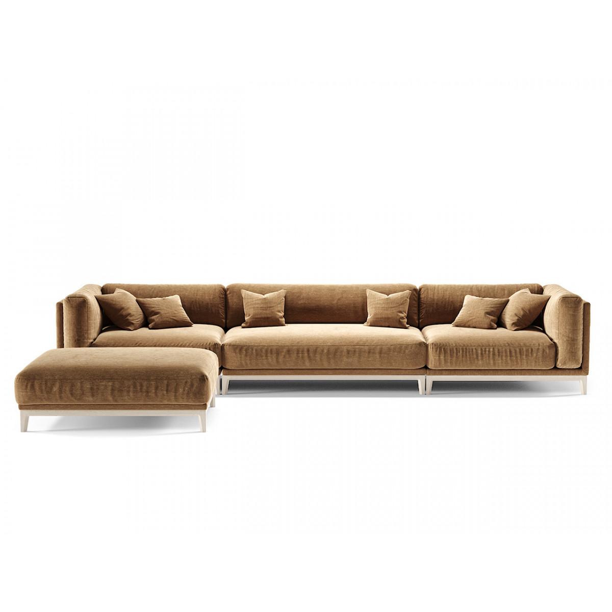 The idea диван case коричневый 122293/9