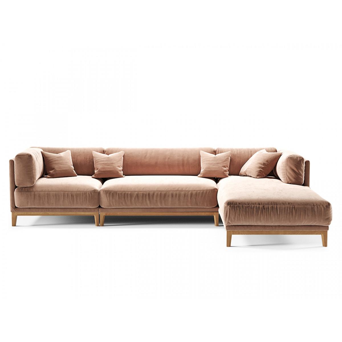 The idea диван case бежевый 122299/6