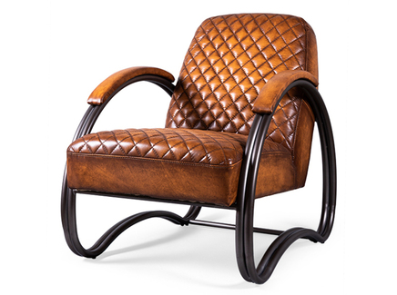 Кресло stomellon (desondo) коричневый 63x81x85 см.