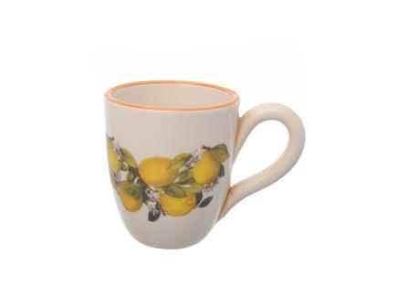 Кружка лимоны (lcs) бежевый