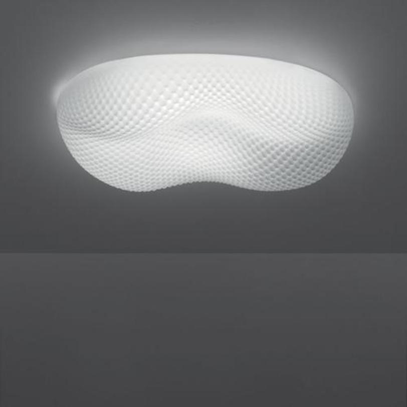 Светильник Cosmic LandscapeПотолочные светильники<br>Сделан из метакрилата.<br><br>Мощность: 2 2G11 x 55 Вт<br><br>Material: Пластик<br>Ширина см: 48<br>Высота см: 15