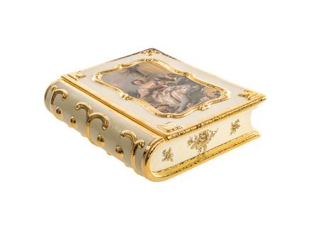 Статуэтка ceramiche (bruno costenaro) золотой