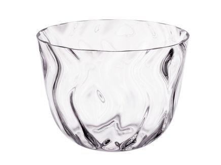 Конфетница optic rhythm (crystalite bohemia) прозрачный 18 см.