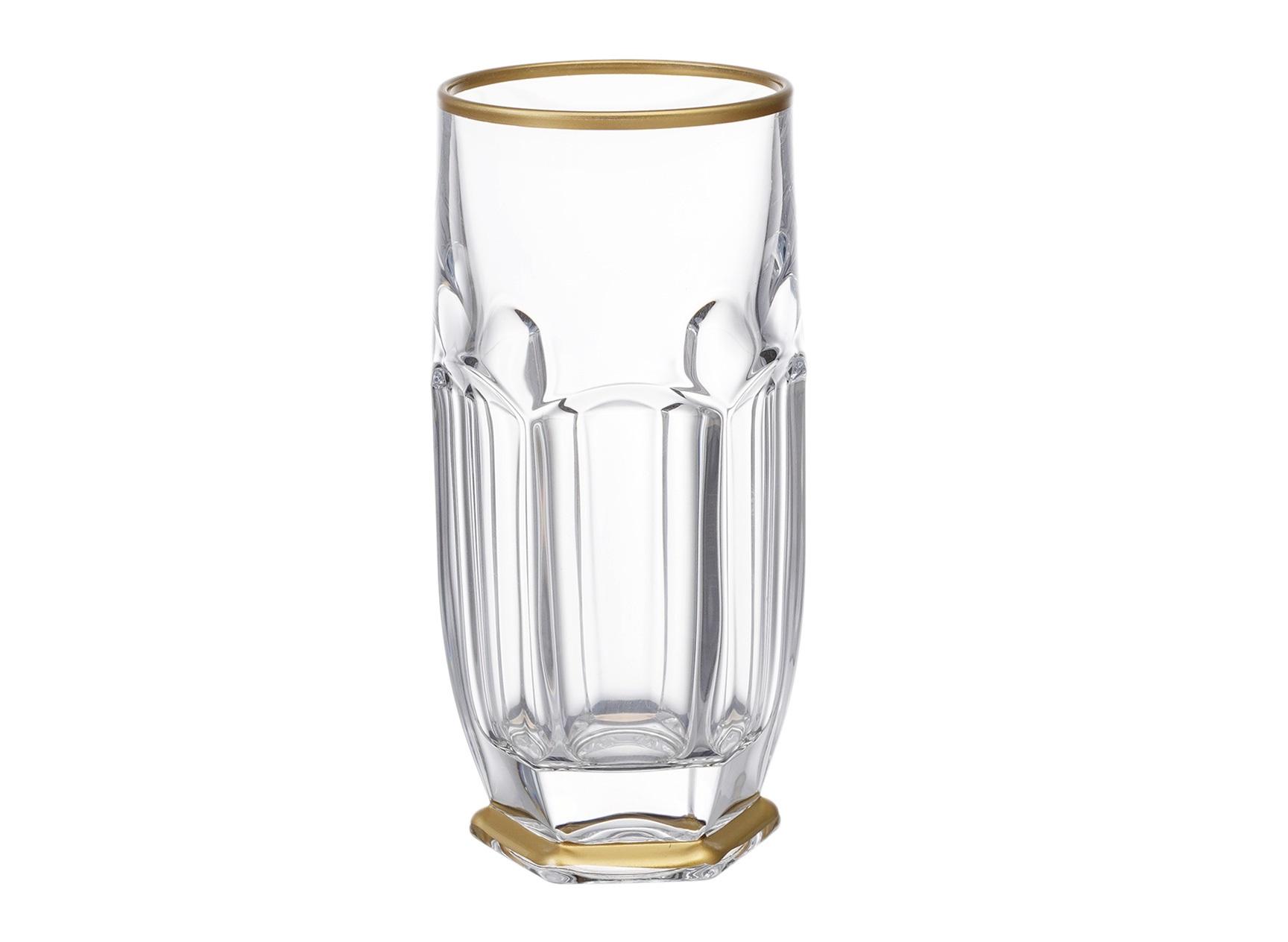 Набор стаканов для воды safari (as crystal) прозрачный.