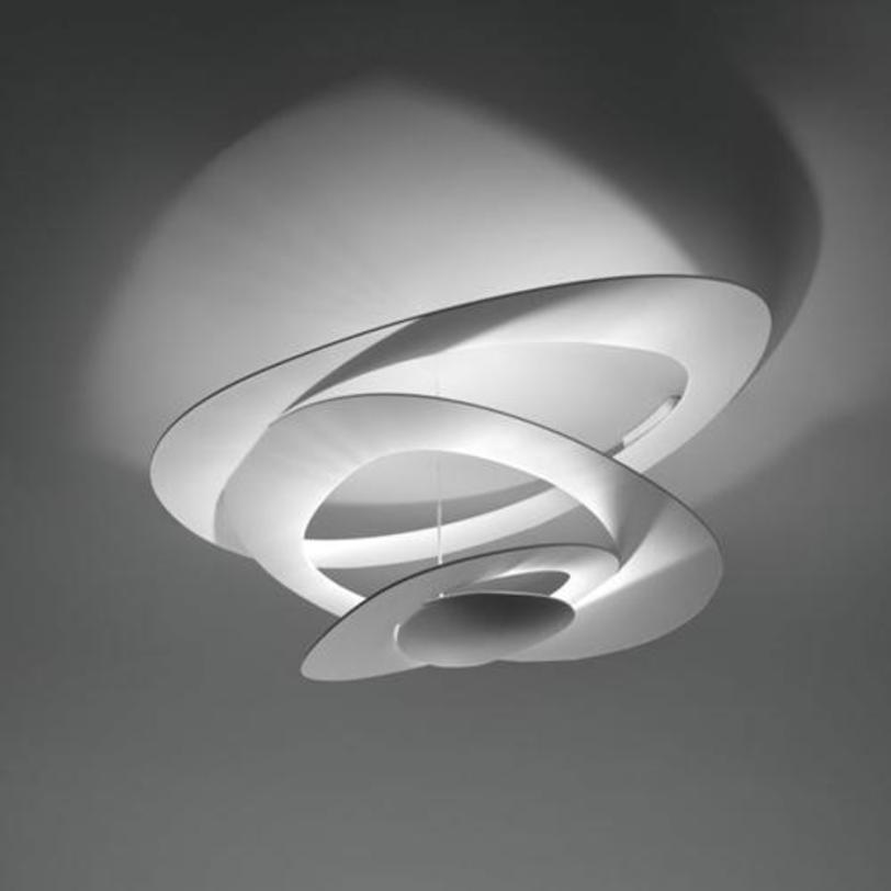 Светильник Pirce soffittoПотолочные светильники<br>Мощность: 1 R7S x 400 Вт<br><br>Material: Алюминий<br>Width см: 97.0<br>Depth см: 94.0<br>Height см: 44.0