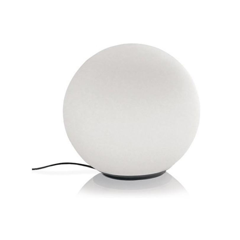 Настольная лампа Dioscuri tavoloДекоративные лампы<br>Материал: крепеж из термоплатстика, рассеиватель из матового стекла.<br><br>Мощность: 1 G9 x 60 Вт<br><br>Material: Стекло<br>Height см: 13.6<br>Diameter см: 14