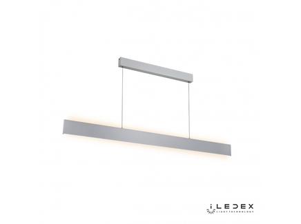 Подвесная люстра iledex sunspot (iledex) белый 119x111x10 см.