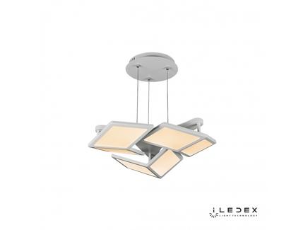 Подвесной светильник iledex meridian (iledex) белый 50x110x50 см.