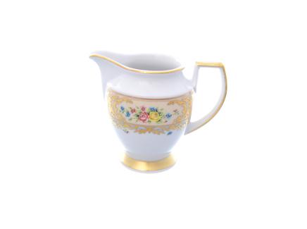 Молочник vienna creme gold (falkenporzellan) золотой