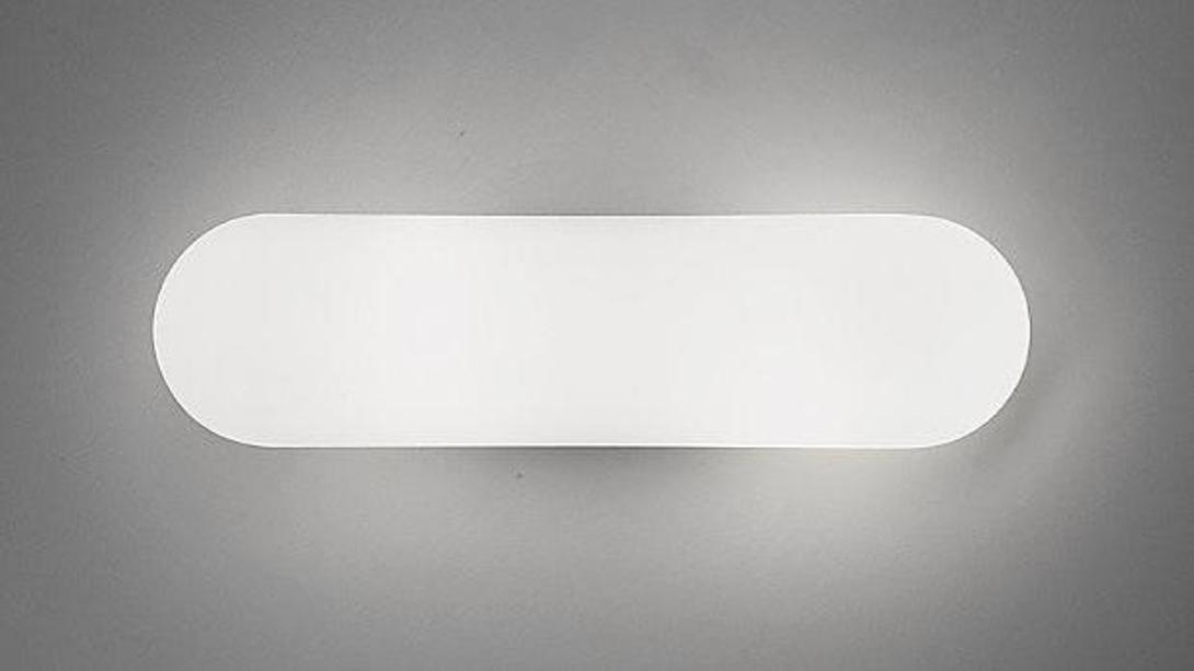 Бра Sagitta HaloБра<br>Окрашенное металлическое основание, Плафон - матовое выдувное стекло.<br><br>Цвет белый.&amp;lt;div&amp;gt;&amp;lt;div&amp;gt;Тип лампы: галогенная&amp;lt;/div&amp;gt;&amp;lt;div&amp;gt;Цоколь: E14&amp;lt;/div&amp;gt;&amp;lt;div&amp;gt;Мощность: 2х28W&amp;lt;/div&amp;gt;&amp;lt;/div&amp;gt;<br><br>Material: Стекло<br>Width см: 31<br>Depth см: 10<br>Height см: 8