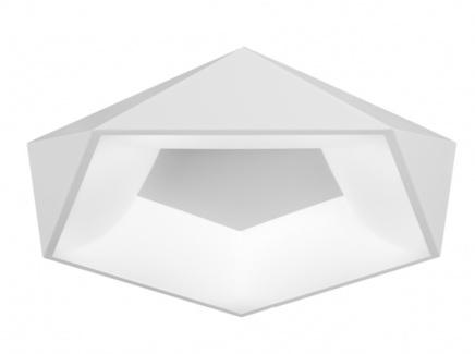 Потолочный светильник luminous (iledex) белый
