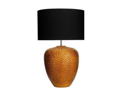Настольная лампа (valditaro) черный 67 см.