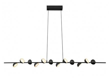 Подвесной светильник inefable (iledex) черный