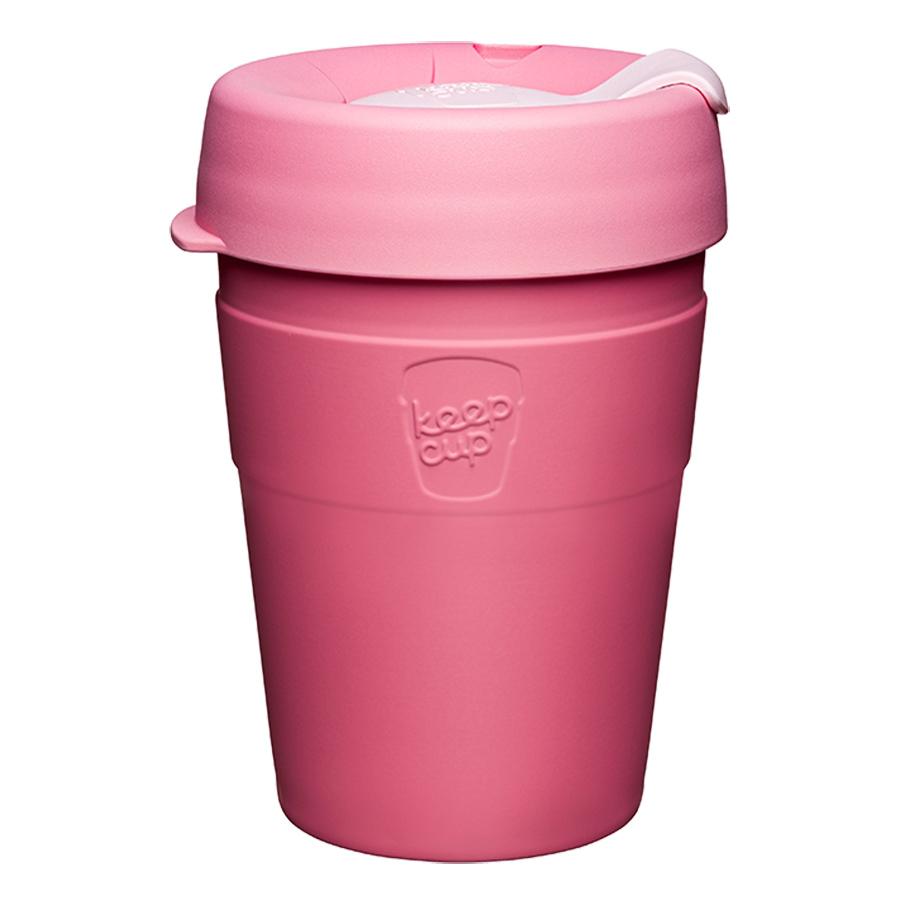 Термокружка кeepcup thermal m 340 мл saskatoon (keepcup) розовый 12 см.