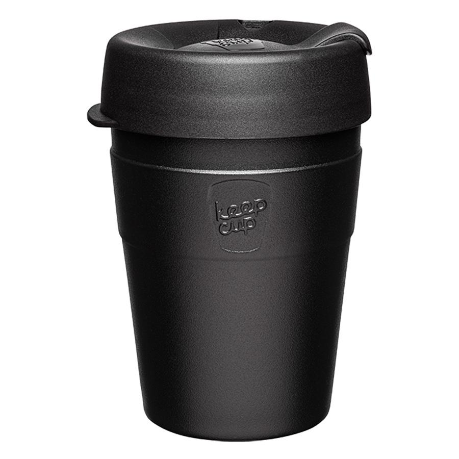 Термокружка кeepcup thermal m 340 мл black (keepcup) черный 12 см.