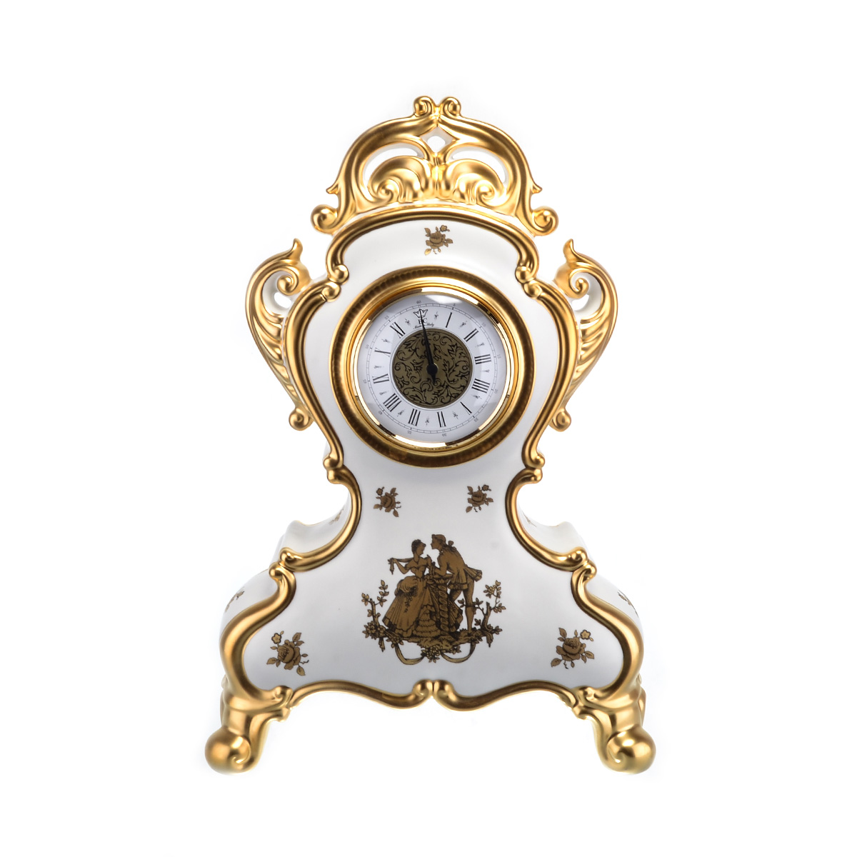 Часы bruno costenaro (bruno costenaro) золотой 30x45x15 см..