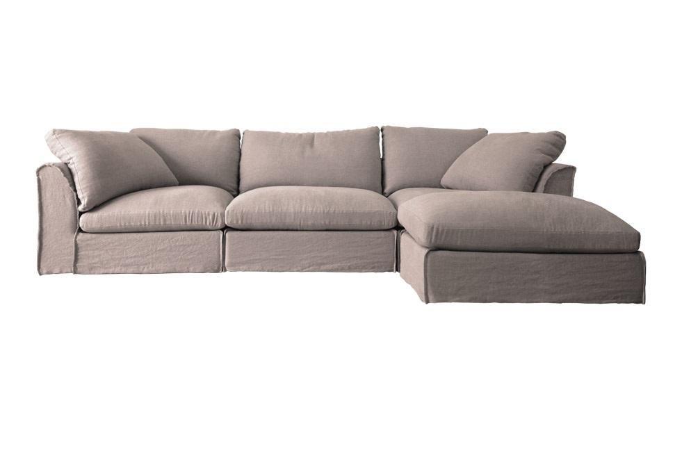 Gramercy диван loney серый 126880/5