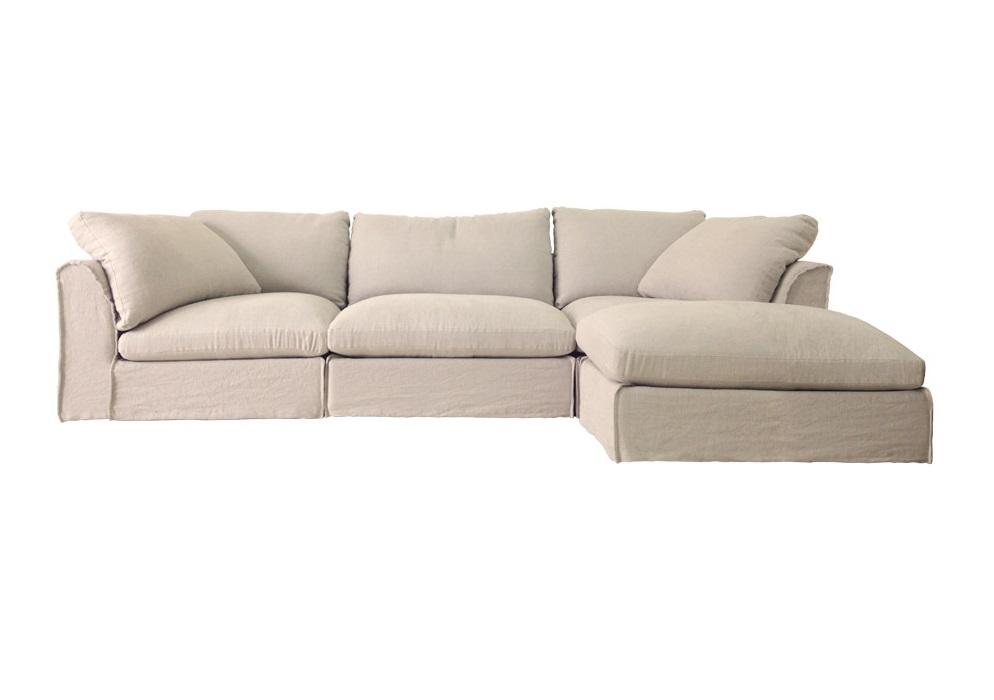 Gramercy диван loney бежевый 126881/1