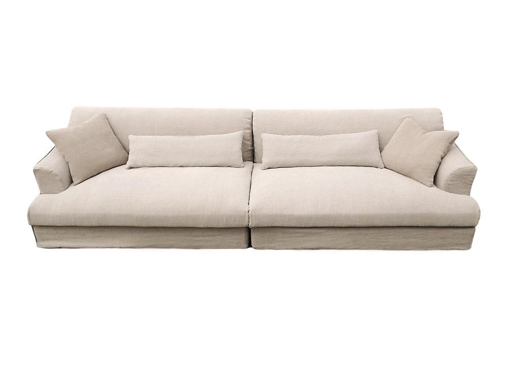 Gramercy диван maurice бежевый 126882/5