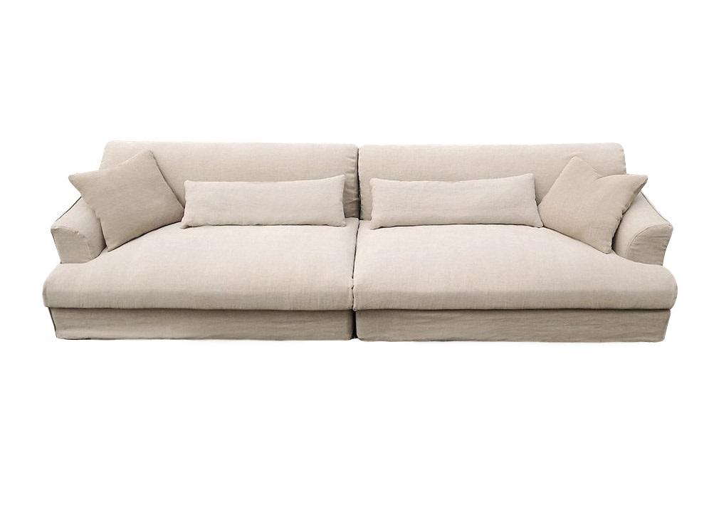 Gramercy диван maurice бежевый 126887/2