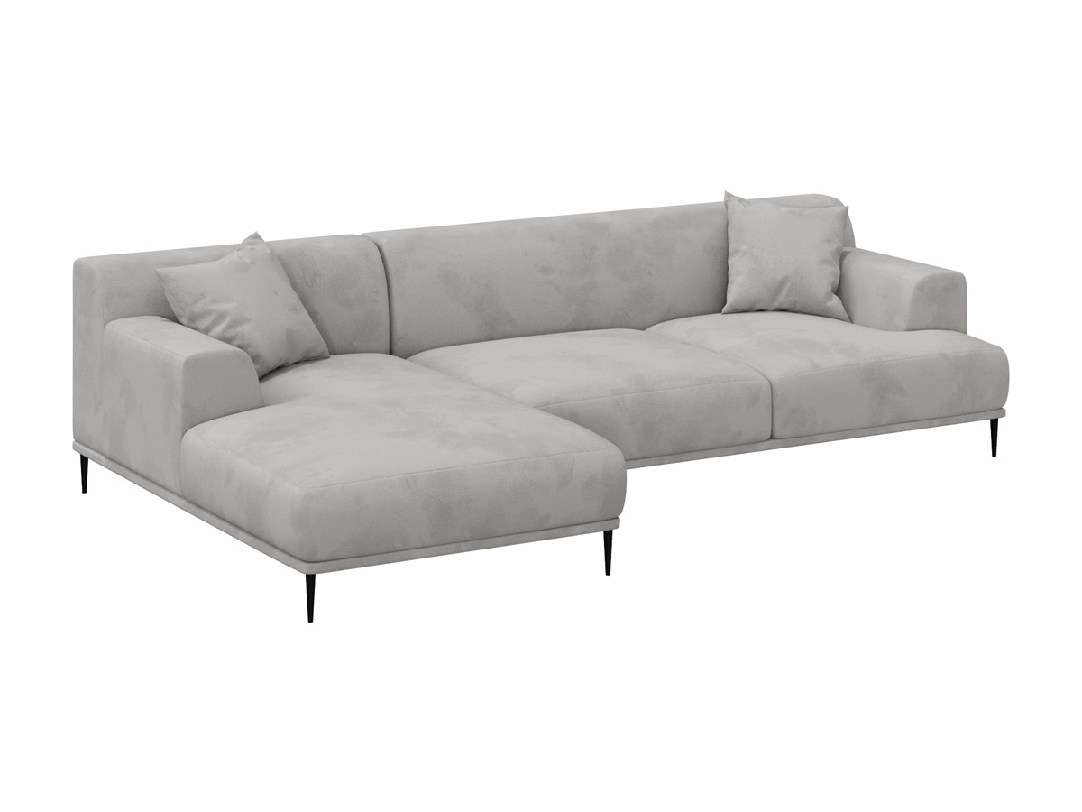 Ogogo диван portofino серый 127132/127148