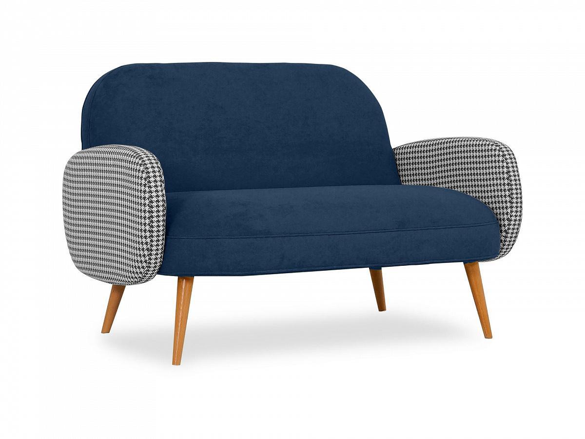Ogogo диван bordo синий 127220/8