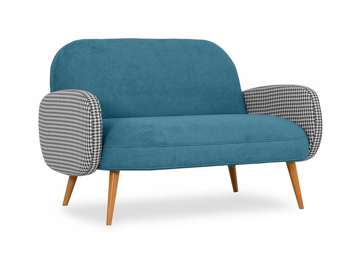 Ogogo диван bordo голубой 127221/127248