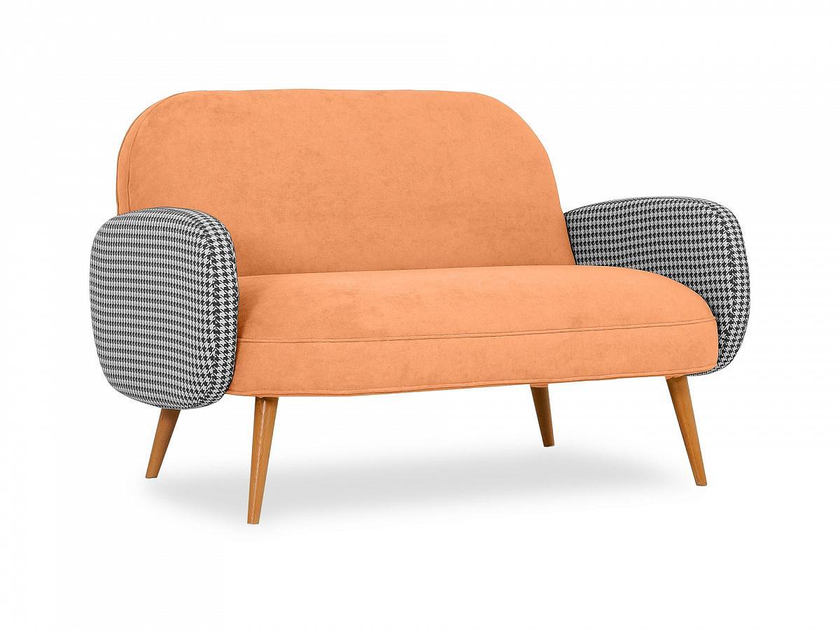 Ogogo диван bordo оранжевый 127222/4