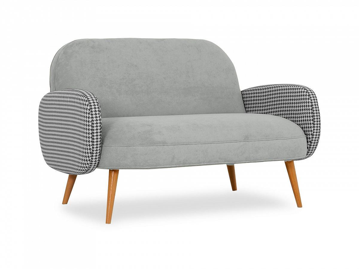 Ogogo диван bordo серый 127224/4