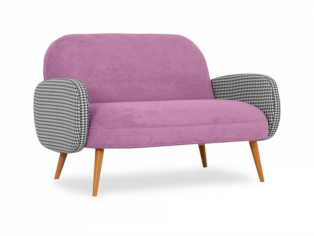 Ogogo диван bordo фиолетовый 127226/3