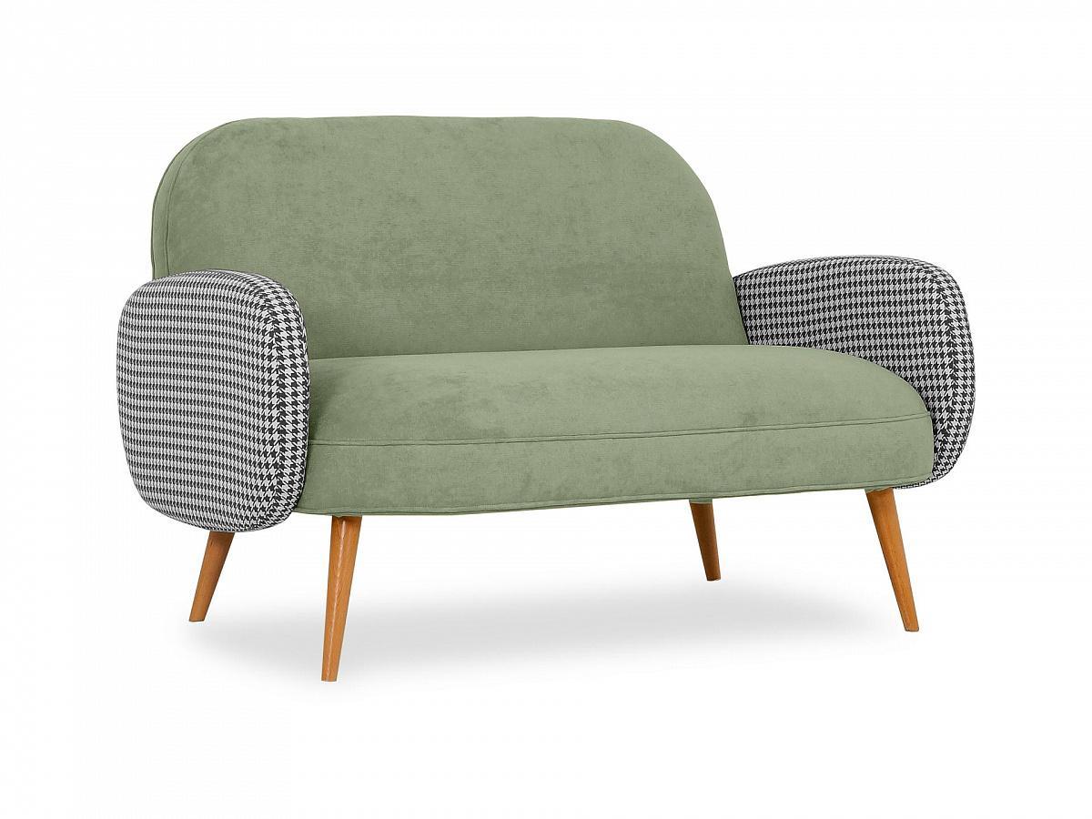 Ogogo диван bordo зеленый 127227/8