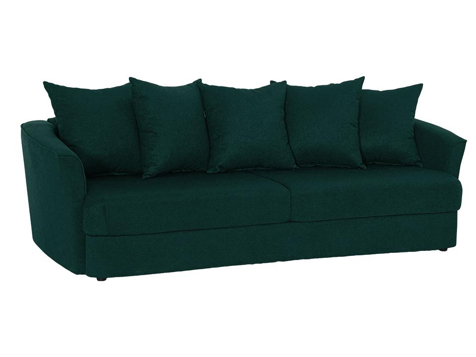 Ogogo диван california зеленый 127228/1