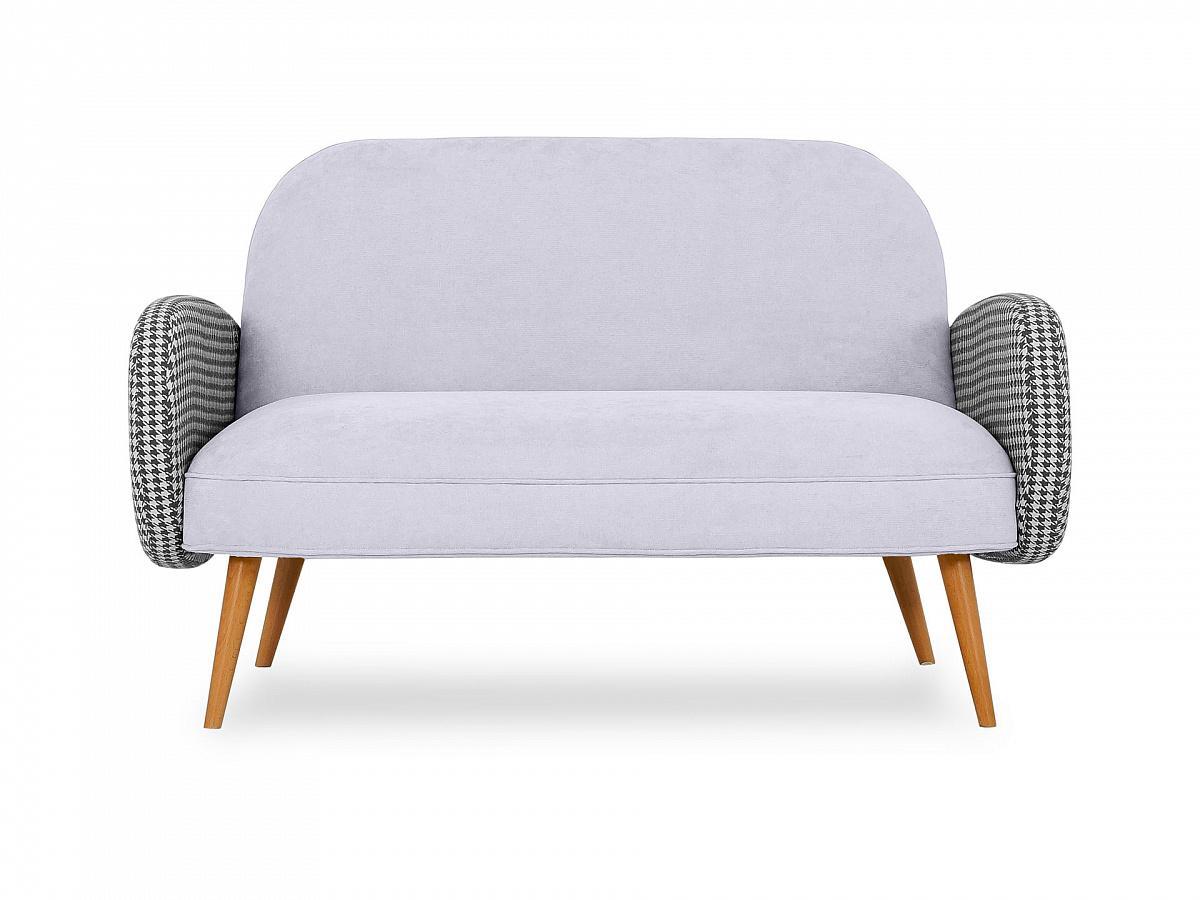 Ogogo диван bordo серый 127564/4