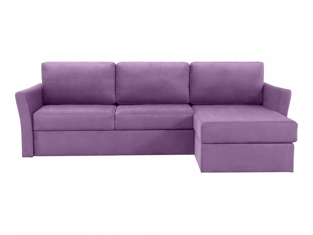 Ogogo диван peterhof фиолетовый 127576/8
