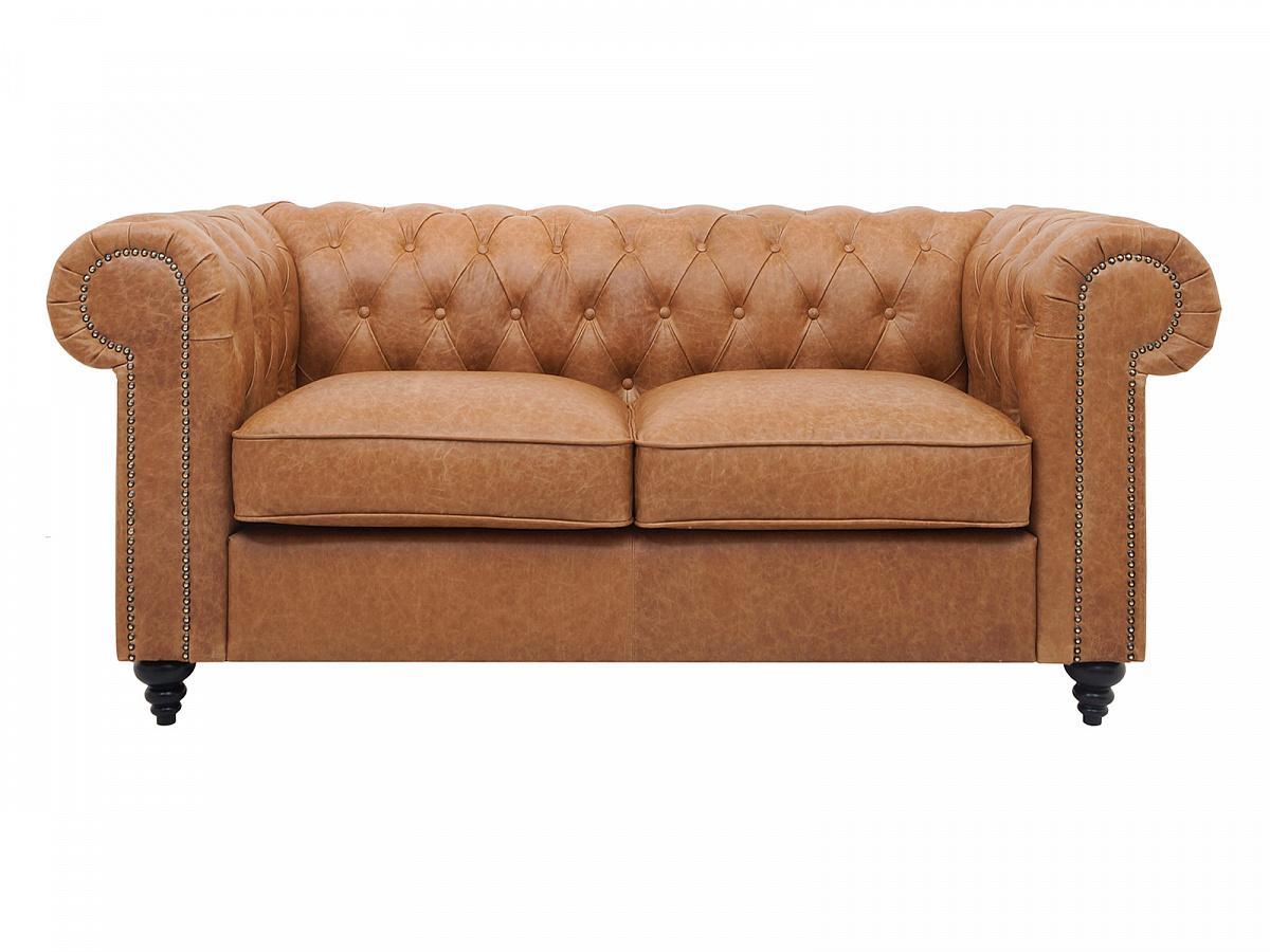 Ogogo диван chester classic коричневый 127604/6