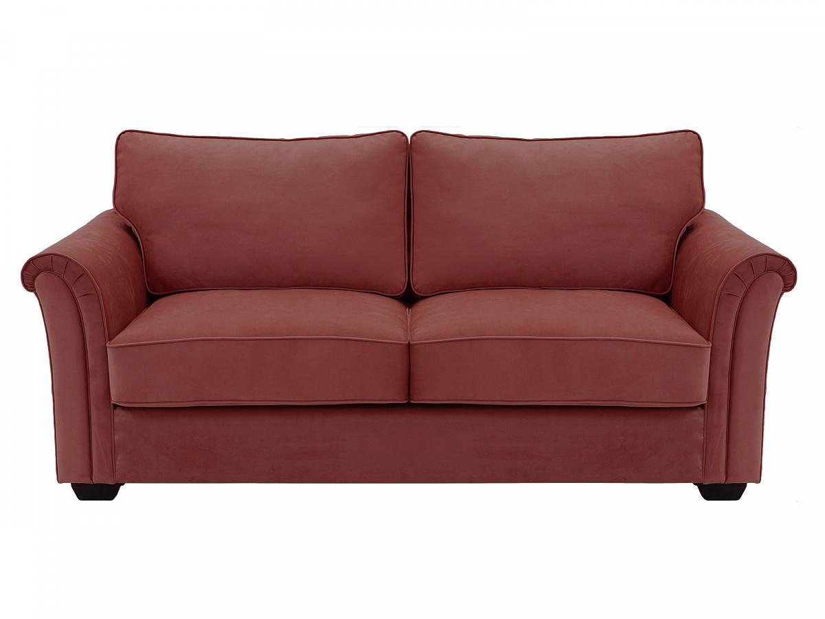 Ogogo диван двухместный sydney коричневый 127608/6