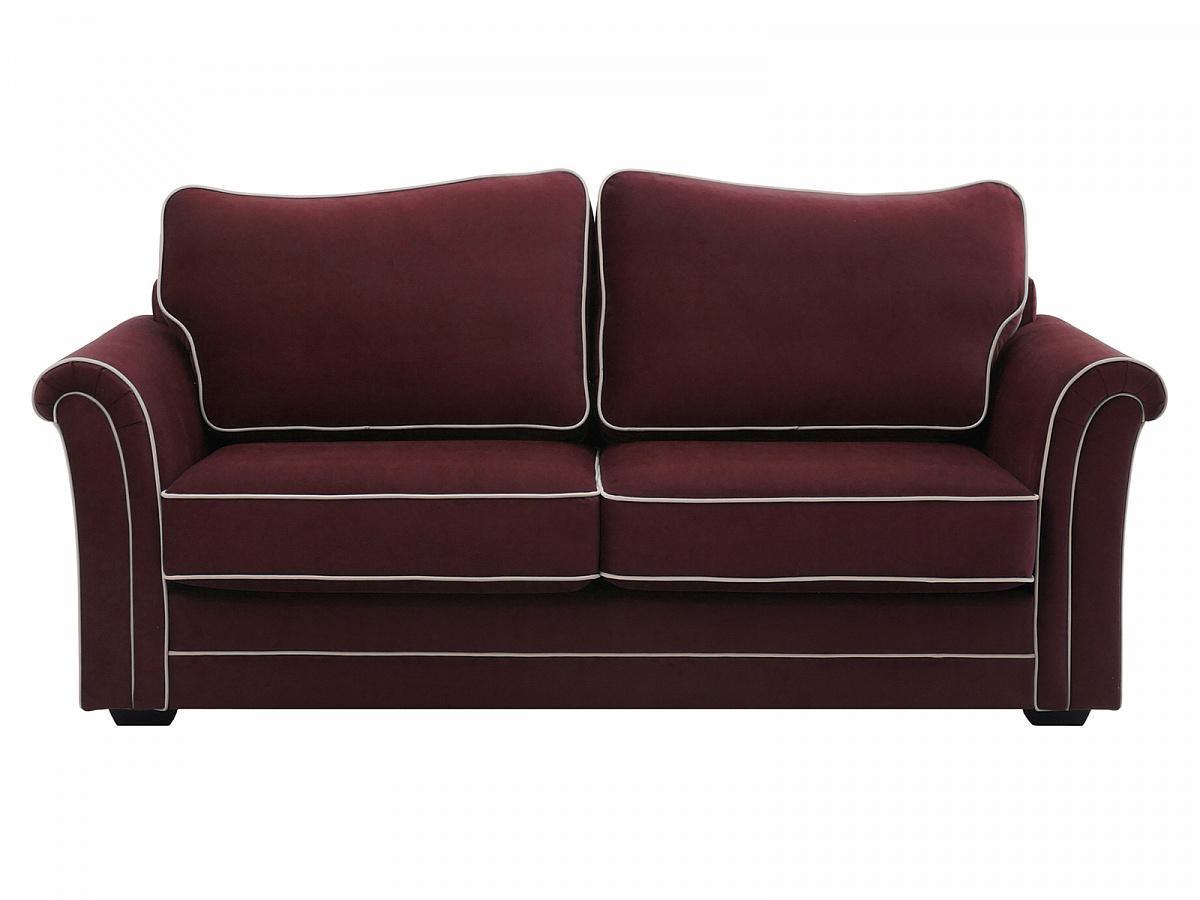 Ogogo диван двухместный sydney коричневый 127611/6