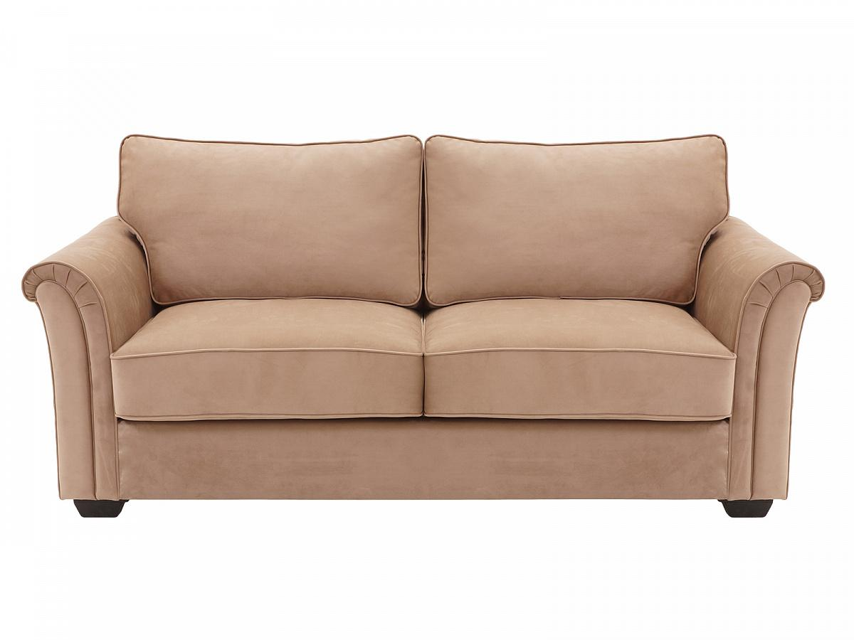 Ogogo диван двухместный sydney бежевый 127616/9