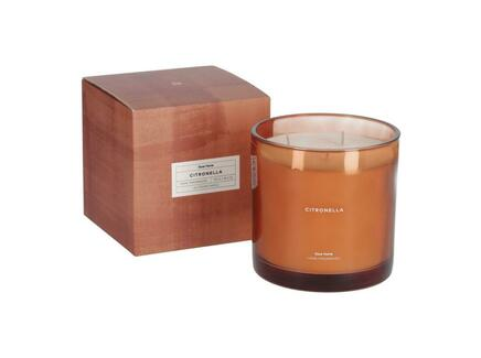 "Свеча ""Citronella scented candle"""