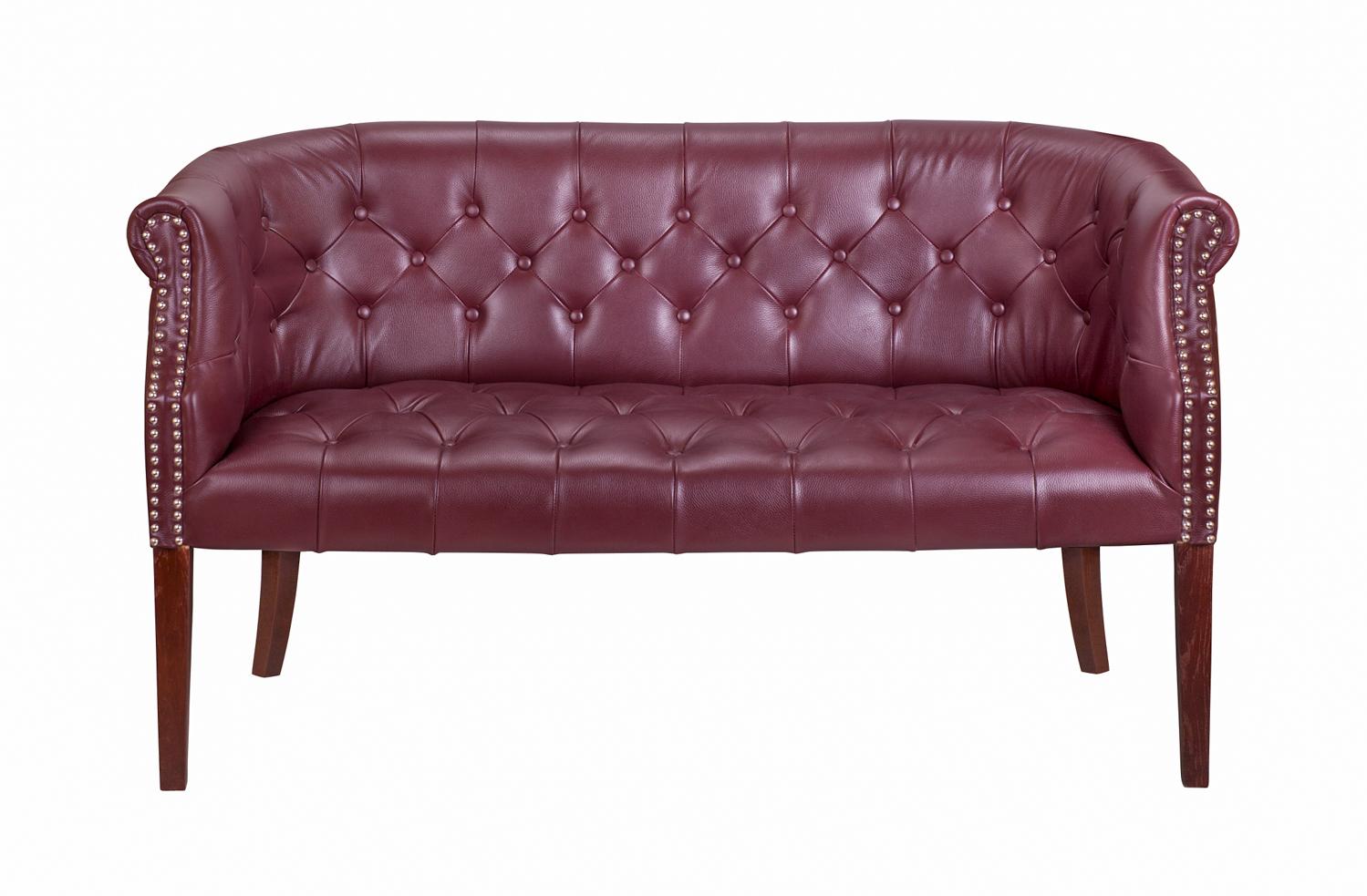 Mak-interior дизайнерский диван grace красный 128987/8