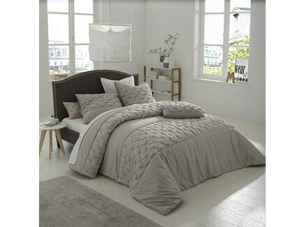 Покрывало khin (laredoute) серый 180x230 см.