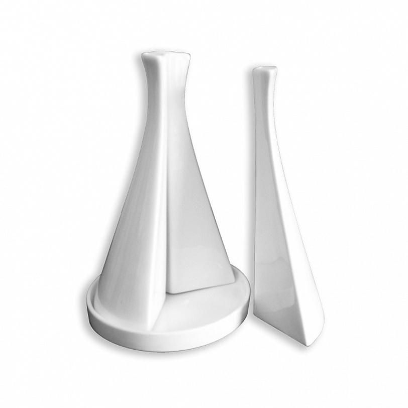 Набор соусников на подставкеНабор для специй<br><br><br>Material: Фарфор<br>Height см: 15