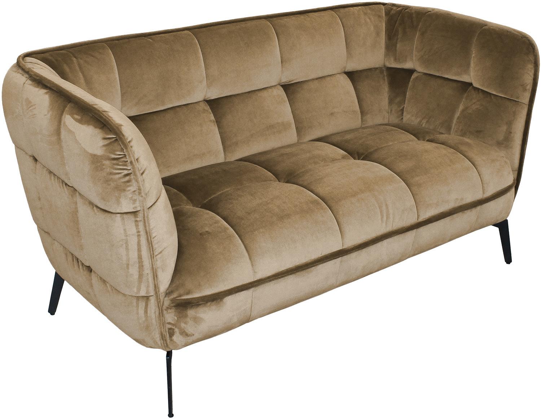 R-home диван двухместный осло серый 130401/5