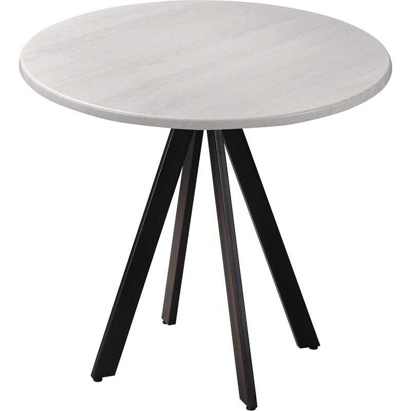 R-home стол арки topalit серый 75 см. 130582/130638