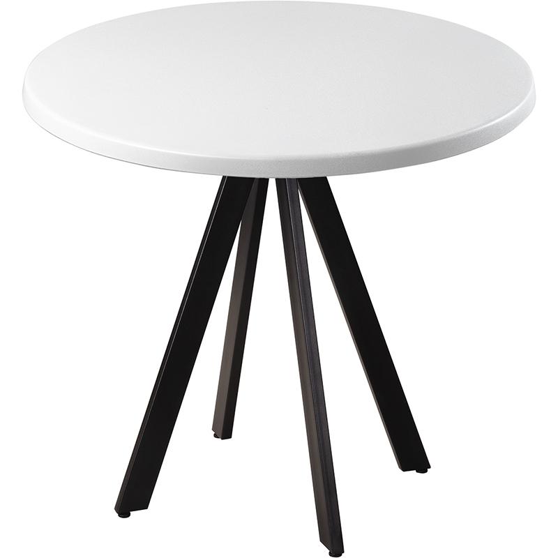 R-home стол арки topalit белый 75 см. 130586/6