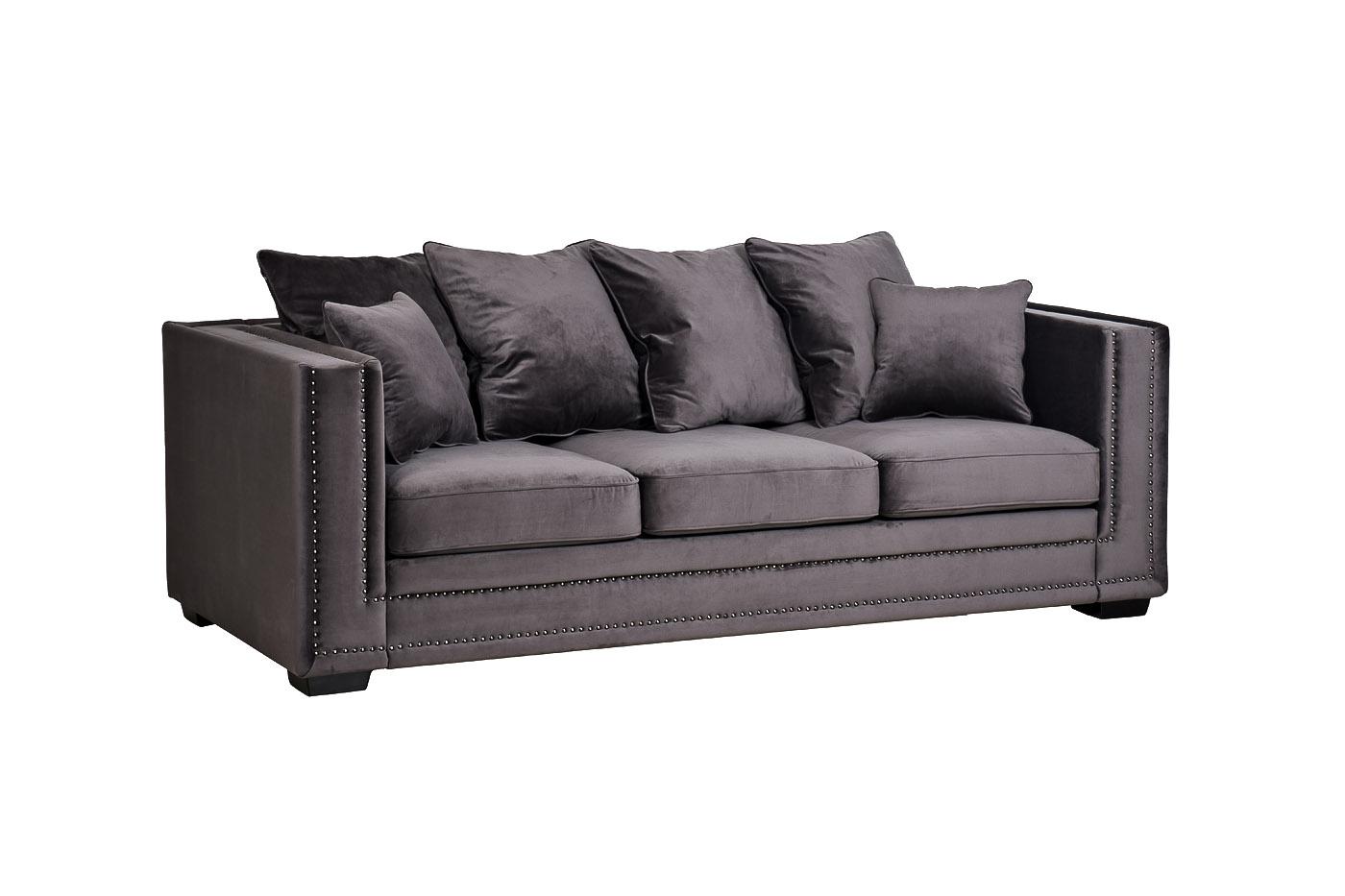 Garda decor диван раскладной opera коричневый 131959/9