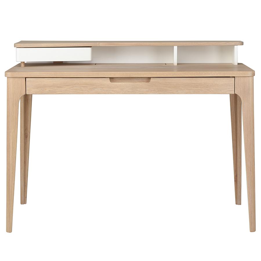 Стол письменный amalfi (unique) бежевый 120x89x60 см.