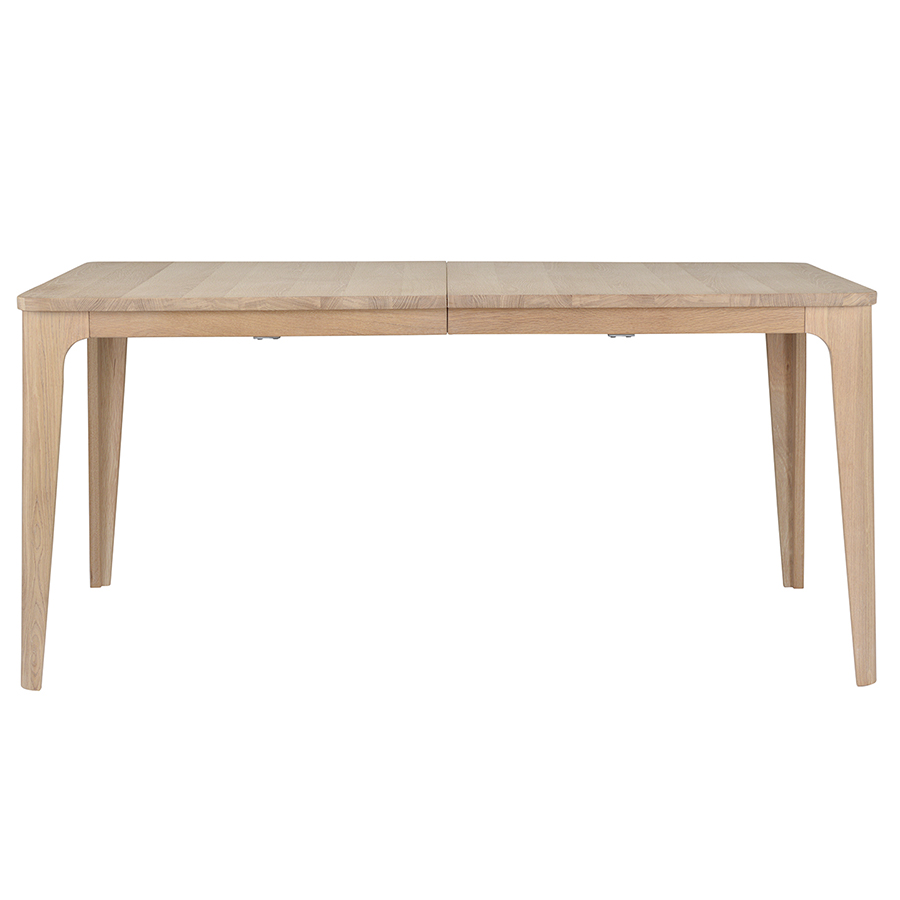 Стол обеденный раздвижной amalfi (unique) бежевый 210x74x90 см.