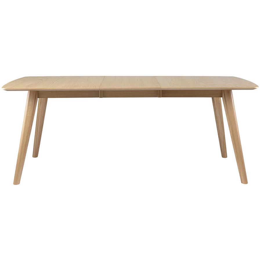 Стол раздвижной rho (unique) бежевый 270x74x100 см.