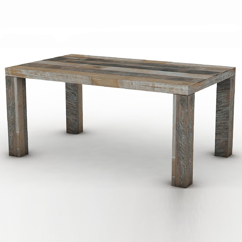 Стол обеденный Soula 170Обеденные столы<br>Обеденный стол из массива тика из новой коллекции фабрики D-Bodhi. Выполнен из антикварной древесины. Отличается простотой формы и высоким качеством исполнения. Достоен приёма самых высоких гостей в Вашем доме.<br><br>Material: Тик<br>Length см: 170.0<br>Width см: 100.0<br>Depth см: None<br>Height см: 78.0<br>Diameter см: None